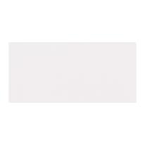 Battiscopa impiallacciato laccato bianco 10 x 75 x 2400 mm