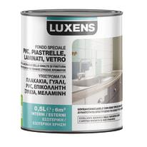 Fondo Luxens per piastrelle, pvc, laminati, vetro bianco 0,5 L