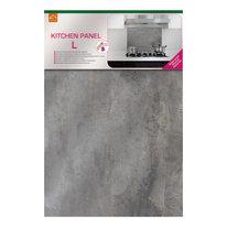 Sticker Kitchen Pannel Concrete