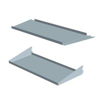 Ripiano Element System grigio L 80 x P 30 cm
