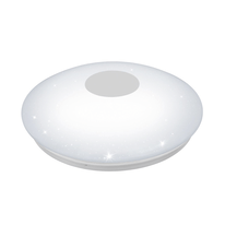Plafoniera Voltago 2 bianco Ø 60 cm