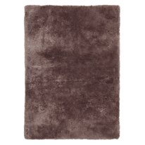 Tappeto Shaggy coccole taupe 60 x 120 cm