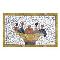 Rosone FRG 30 multicolor 30 x 50 cm