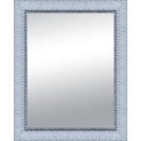 specchio da parete rettangolare Matteo bianco 100 x 140 cm