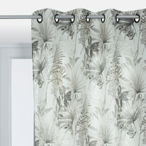 Tenda Palm grigio 140 x 300 cm