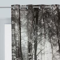 Tenda Arboles grigio 140 x 280 cm