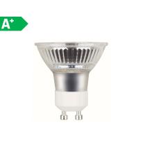 Lampadina LED Glass GU10 =50W luce naturale 36°