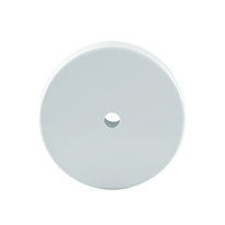 Rosone per lampadari 1 foro bianco