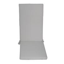 Cuscino lettino ecru 56 x 186 cm
