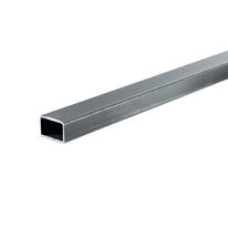 Profilo vuoto in ferro, L 30 x H 20 x S 1,5 mm x P 1 m
