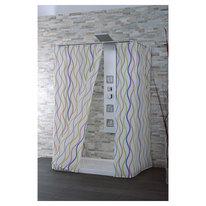 Tenda doccia Navigli multicolor L 240 x H 200 cm