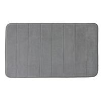 Tappeto bagno Cocoon grigio