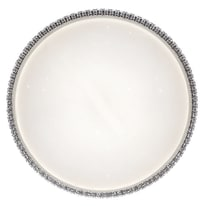 Plafoniera Soledad bianco Ø 20 cm