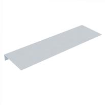 Mensola bianco L 60 x P 18, sp 4 cm