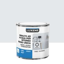 Smalto manounica Luxens all'acqua Grigio Granito 6 opaco 0.5 L