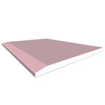 Lastra di cartongesso ignifuga 90 x 125 cm, spessore 13 mm