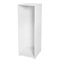 Struttura Spaceo bianco L 45 x P 45 x H 128 cm