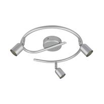 Spirale a 3 luci Inspire Basic grigio