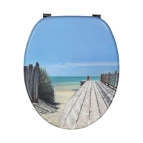 Copriwater Holiday Beach decoro fantasia