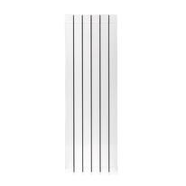Radiatore Superior in alluminio 6 elementi interasse 1400 mm
