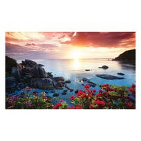 quadro su tela View on the sea 80x135