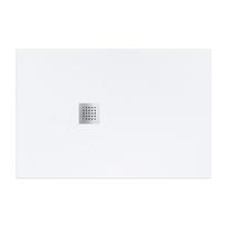 Piatto doccia resina Strato 170 x 80 cm Bianco