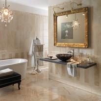 Piastrella Venezia 25 x 70 cm beige