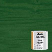 Impregnante ad acqua 4 anni Luxens verde 0,75 L
