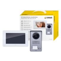 Kit Video 7˝ monofamiliare multispina Elvox Vimar K40910