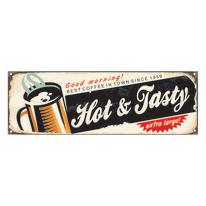 quadro su tela Hot & tasty 60x20