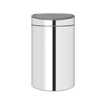 Pattumiera Touch Bin Next Recycle 33 L grigio