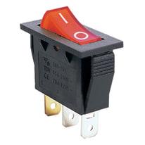 Interruttore Mini 1P luminoso