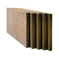 Pannello in lana di roccia D40 Isover Uni Saint Gobain L 1,2 m x H 0,6 m, spessore 40 mm