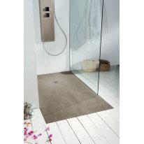 Piatto doccia resina Forest 130 x 90 cm frassino