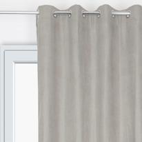 Tenda Oscurante termica grigio 135 x 280 cm