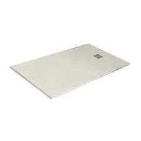 Piatto doccia resina Strato 100 x 70 cm bianco
