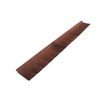 Scossalina polivalente terracotta anticato in polimglass 24 x 7  cm, spessore 1,8 mm