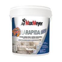 Idropittura lavabile bianca Max Meyer Rapida 4 L