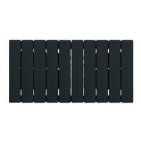 Radiatore Modern in alluminio 10 elementi interasse 350 mm