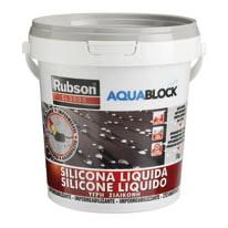 Impermeabilizzante Pavimenti Silicone Liquido bianco 1 kg