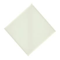 Lastra vetro sintetico opale 1000 x 500  mm, spessore 2,5 mm