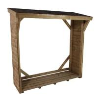 Legnaia in legno 0,81 m², spessore 49 mm