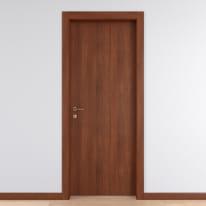 Porta da interno battente Schubert 70 x H 210 cm reversibile