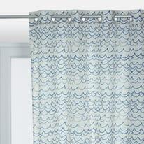 Tenda Rena blu 140 x 270 cm