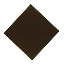 Lastra vetro sintetico fumè 1000 x 1000  mm, spessore 5 mm
