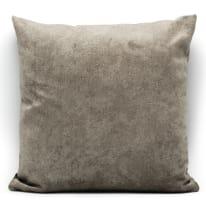 Cuscino grande Peluche multicolor 50 x 50 cm