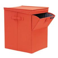 Portabiancheria Stackable Laundry Box rosso 35 L