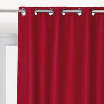 Tenda rosso 140 x 280 cm