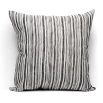 Fodera per cuscino Raya grigio 60 x 60 cm