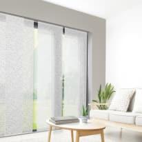 Tenda a pannello resinato Gemme bianco 60 x 300 cm
